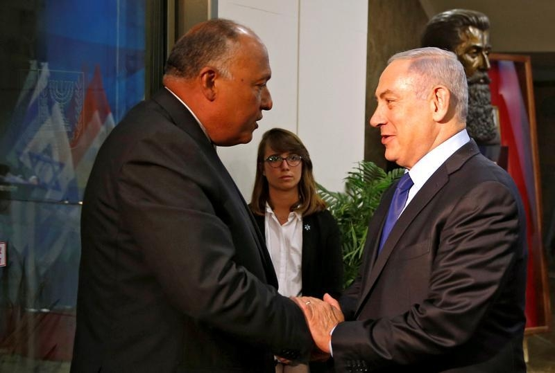 Jew Detector: Egyptian FM Sparks Uproar By Saying Israel Not