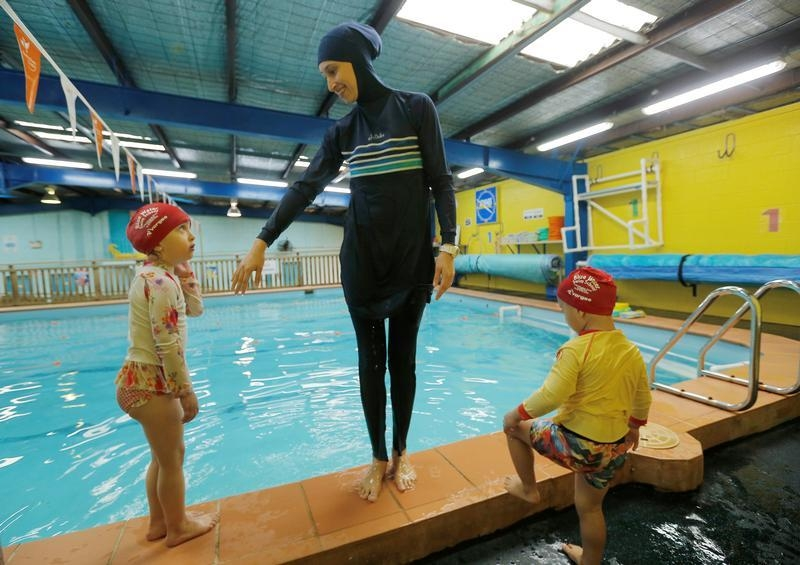 Paris Top French Court Rules Burkini Bans Violate Basic Freedoms