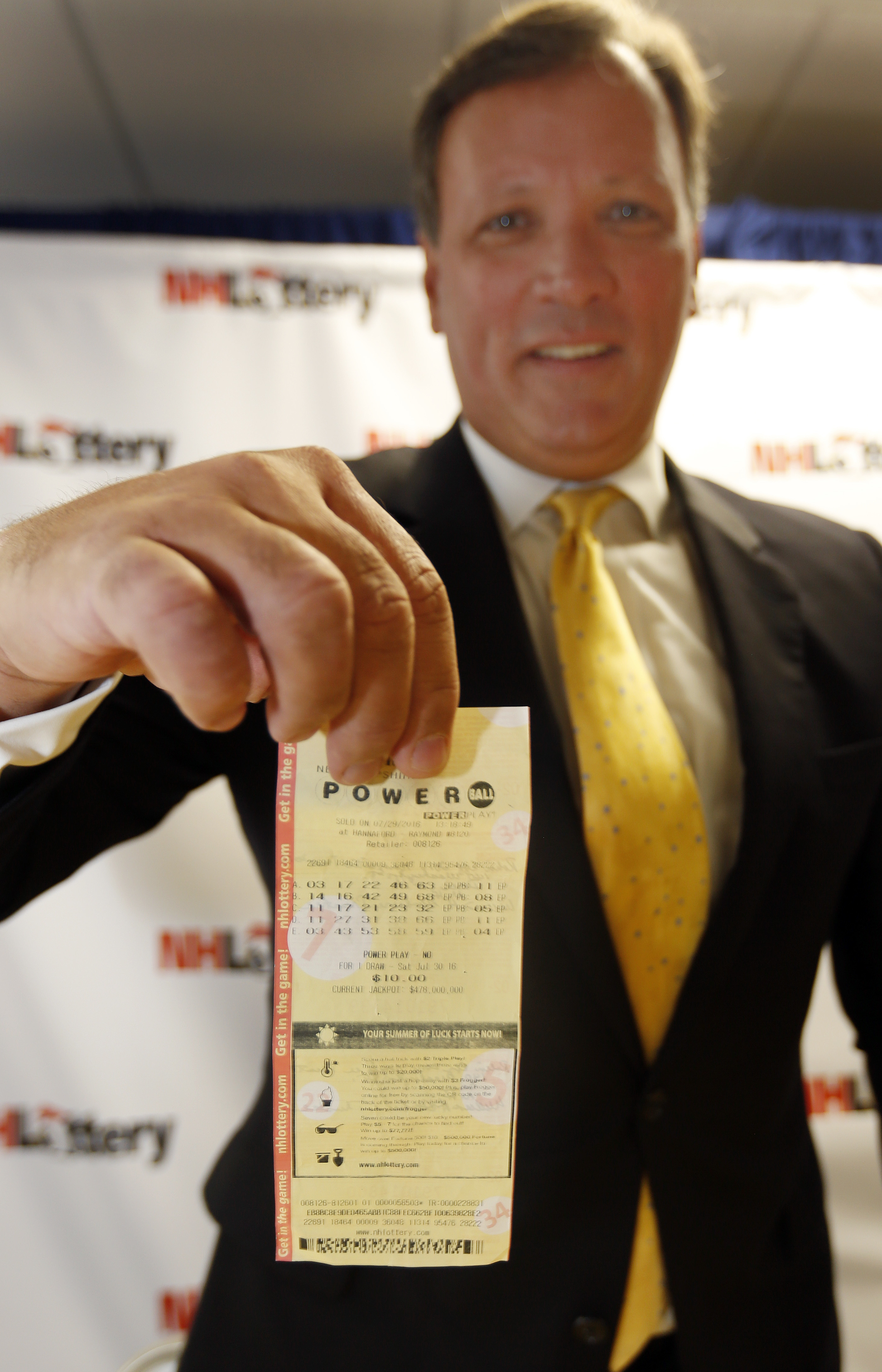Galerry 487 Million NH Powerball Winners Stay Anonymous Concord NH Patch