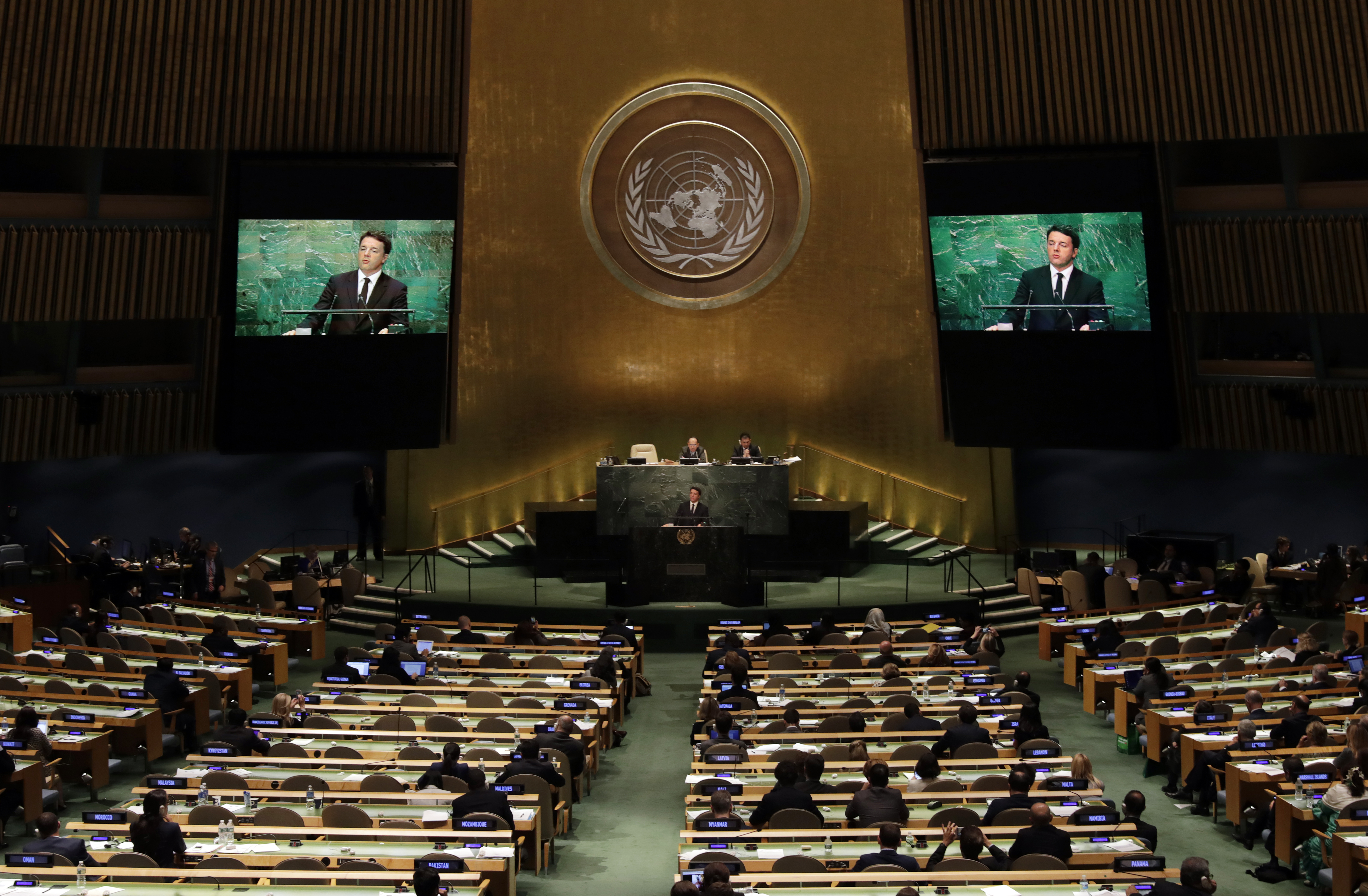 an introduction to the general assembly of the united nations The united nations general assembly 2018 introduction 1 the 73rd session of the united nations general assembly (unga) will.