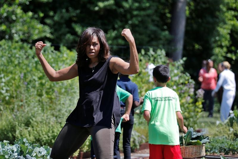 Washington First Lady Going All Out To Preserve White House Garden