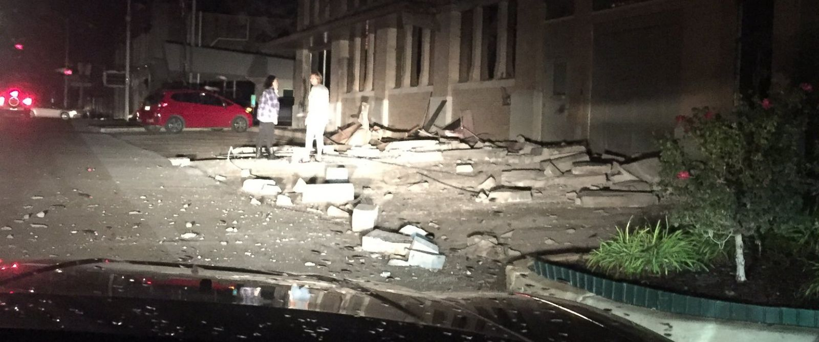 Cushing, OK - Magnitude 5.0 Earthquake Shakes Central Oklahoma    					    				More of today's headlines
