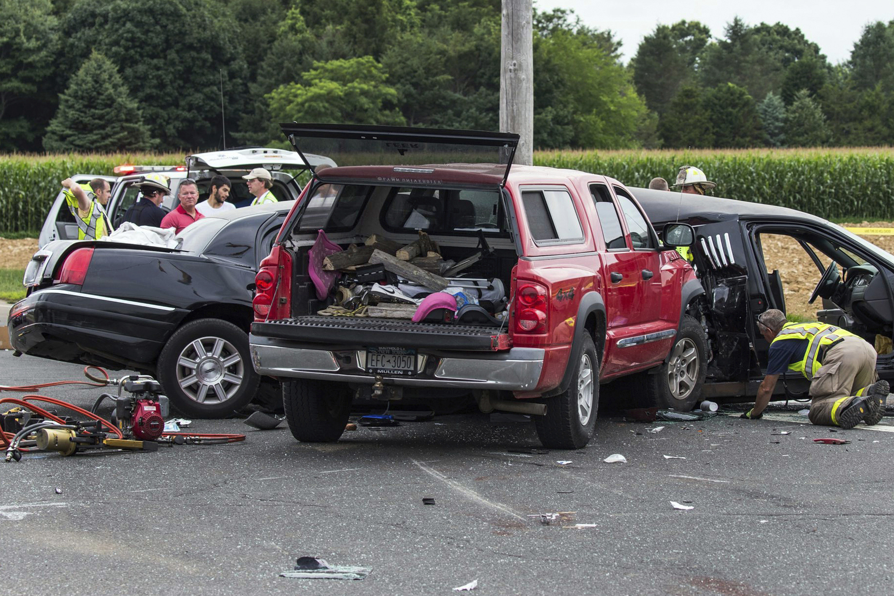 New York Car Accidents Last Year