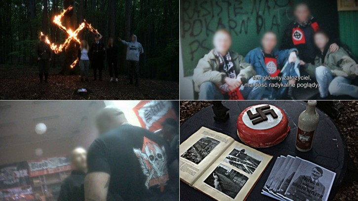 Warsaw Poland – Undercover Report On Polish Neo-Nazis Sparks Investigation