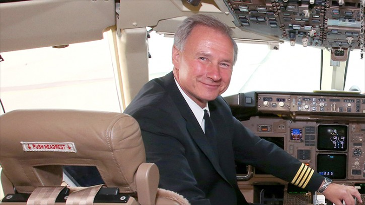 Washington – Trump Personal Pilot Under Consideration For FAA Chief