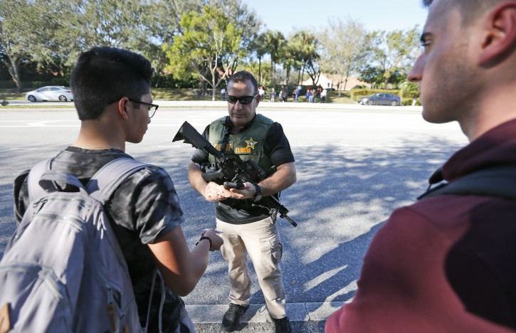 Parkland, FL – Sheriff: 17 Dead In Shooting At High School In South Florida