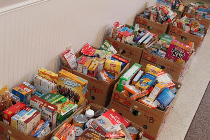 Washington Trump Wants To Replace Food Stamps With Food Boxes