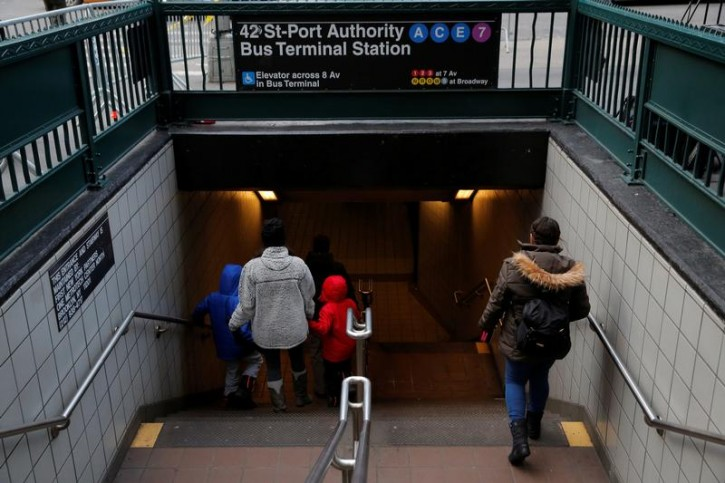 New York – U.S. Sues New York City Subway Operator Over Disabled Access