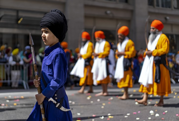 New York – NYC Hosts One Of The Biggest US Tributes To Sikh Culture