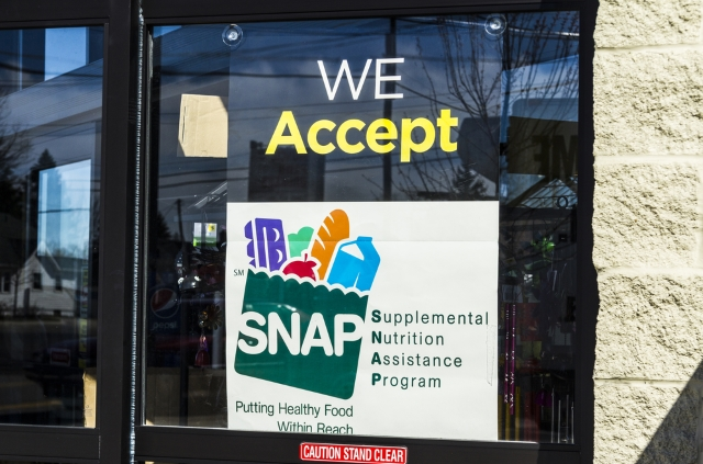 Average A Month Food Stamps For A Family Of Four