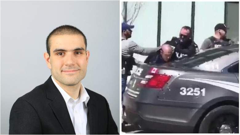 Toronto   The Suspect In The Toronto Van Attack That Killed Nine People And  Injured 16 Others Is A 25 Year Old Man Named Alek Minassian, The Canadian  ...