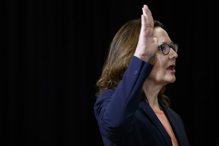 Washington – New CIA Director Sworn in, Says She'll Send More Spies To The Field