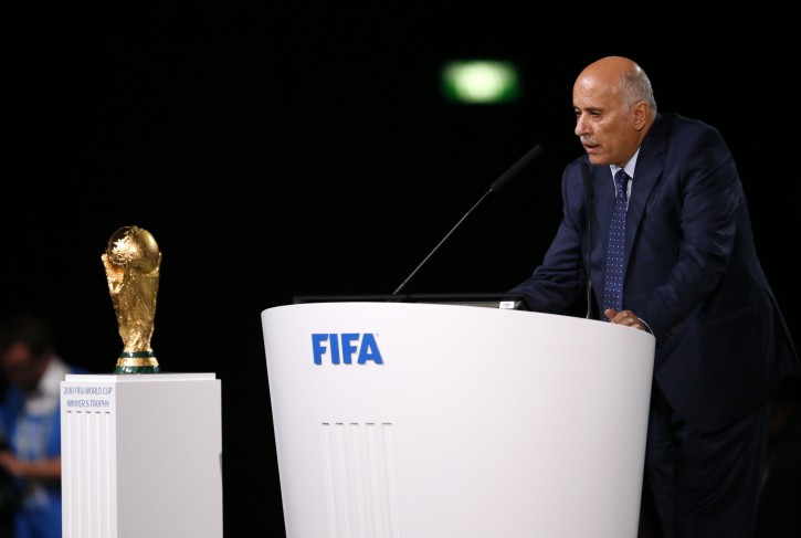 Moscow – FIFA Opens Case Into Palestinian's Messi Remarks