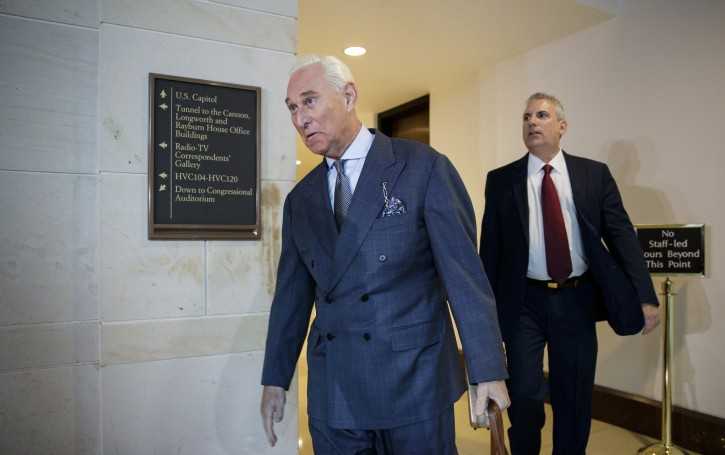 Washington – Trump Adviser Roger Stone Reveals New Meeting With Russian