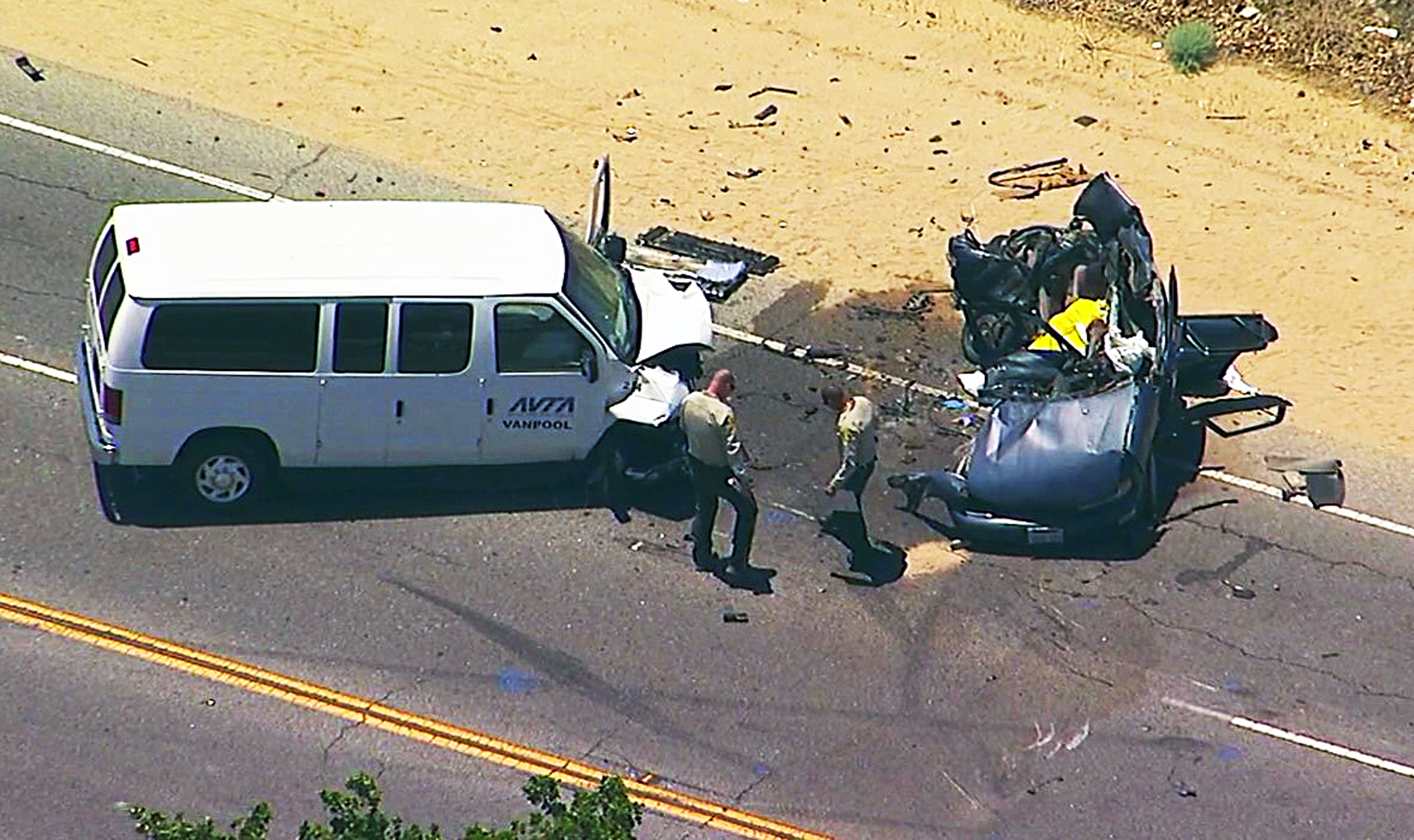 Antelope Valley Car Accident