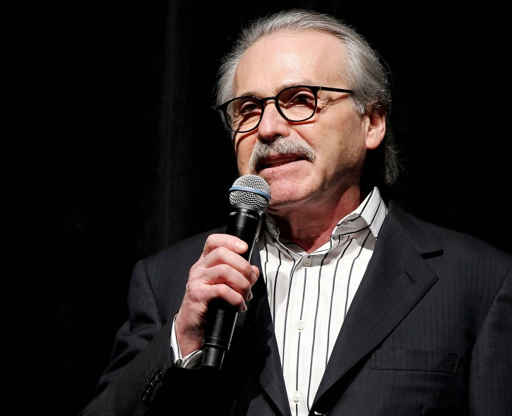 Washington – AP: National Enquirer's Safe Held Damaging Trump Stories