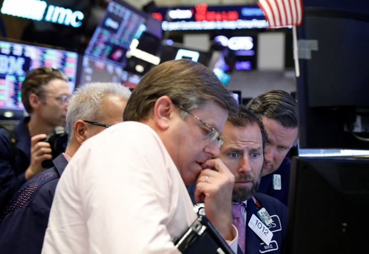 New York – Machines Take The Blame As U.S. Stock Market Sells Off