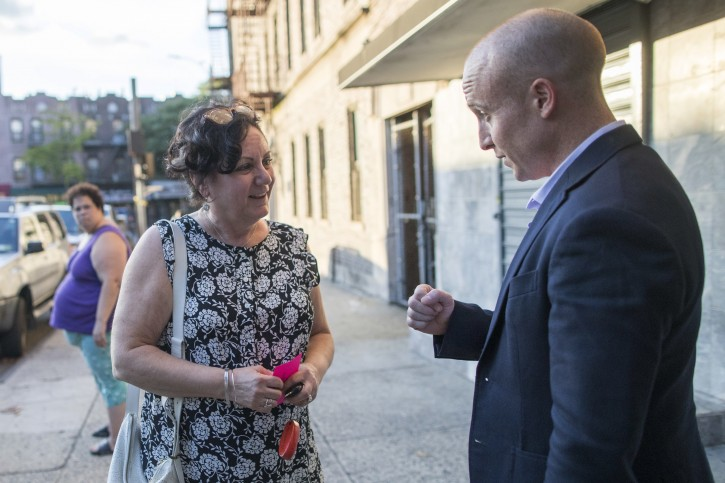 New York – NYC Democrat Joins Wave Of Veterans Aiming To Flip The House