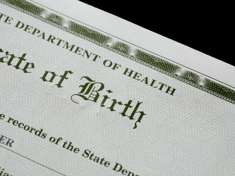 New York Nyc Creates Gender Neutral X Option For Birth Certificates