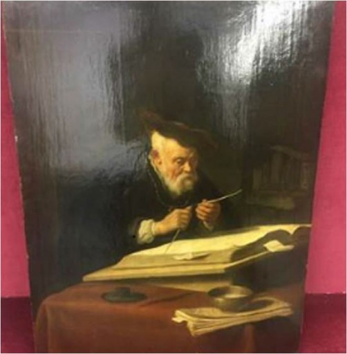 New York – US Government Seeks To Recover Painting Stolen By Nazis