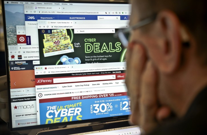 New York – As Online Shopping Surges, So Too Does Cyber Monday's Riches