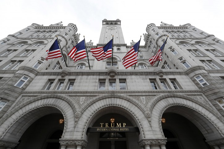 Washington – Subpoenas To Begin For Trump Records In Emoluments Case