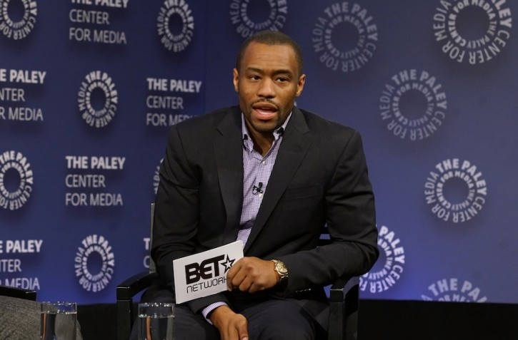 """Marc Lamont Hill attends BET Presents 'An Evening With 'The Quad"""" At The Paley Center in New York, Dec. 7, 2016."""