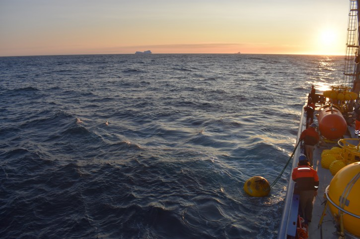 Washington – Ocean Mixing That Drives Climate Found In Surprise Location