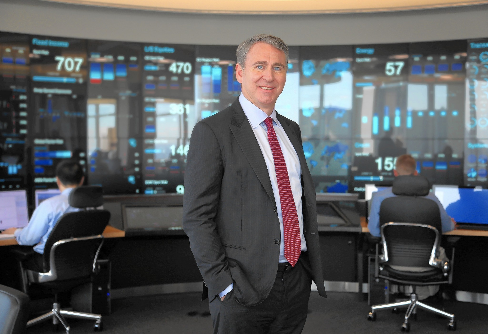 New York - Billionaire Ken Griffin, Buys NYC Condo For