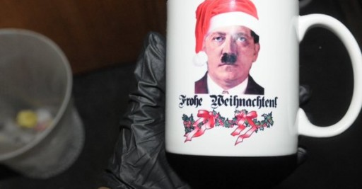 Miami – Hitler Mug Found In Home Of Man Florida Cops Say Targeted Jews