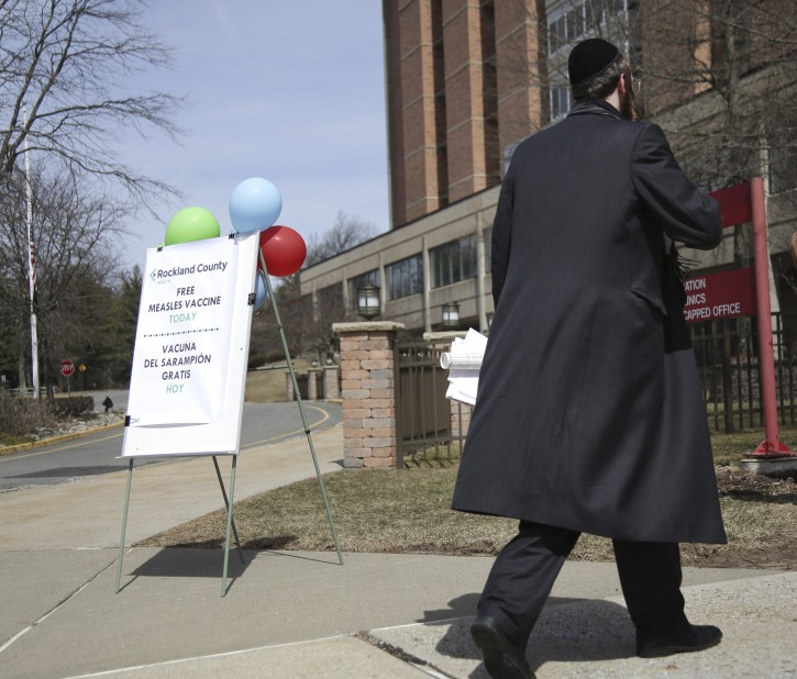 New York – Why Orthodox Communities Are At The Center Of A Measles Outbreak