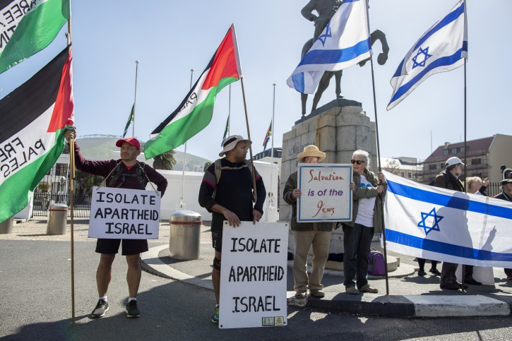 Jerusalem – South Africa Downgrades Embassy In Israel To Liaison Office