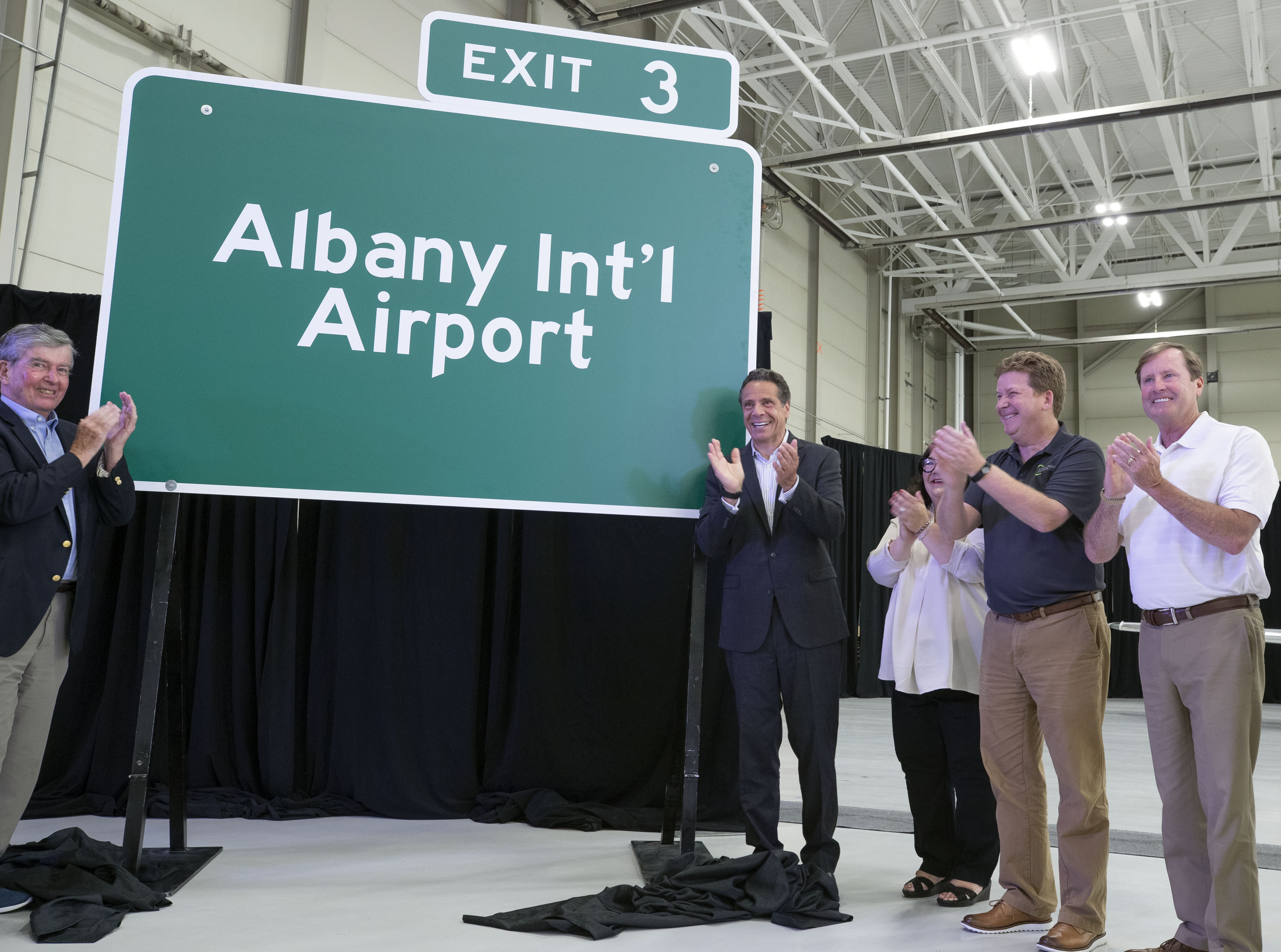Albany, NY - After 50 Years Of Delay, Governor Cuomo