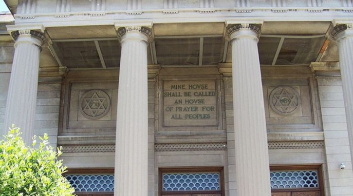 New York – 108-year-old Synagogue Is Becoming Apartments For Syracuse University Students