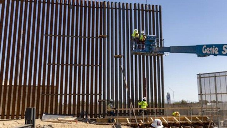 Washington – Appeals Court: Trump Can't Use Pentagon Cash For Border Wall
