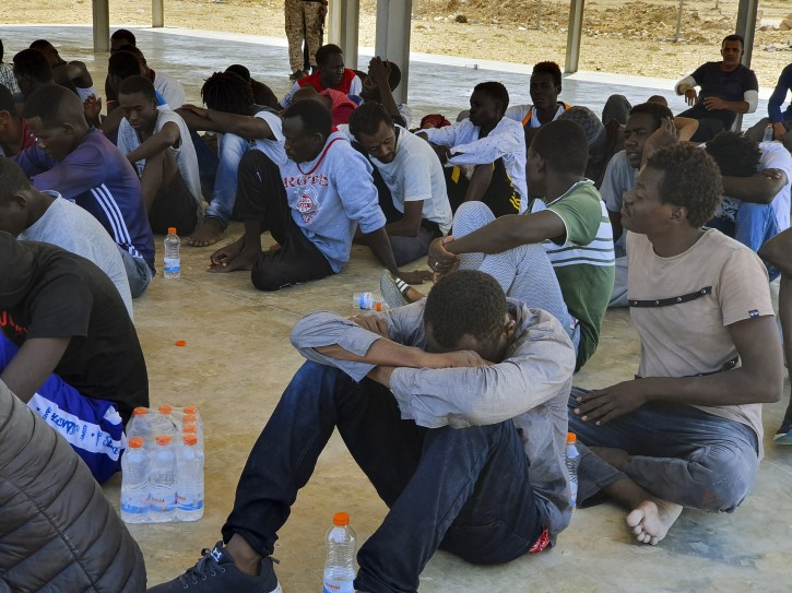 Cairo – UN Says 40 Migrants Feared Drowned In Capsizing Off Libya