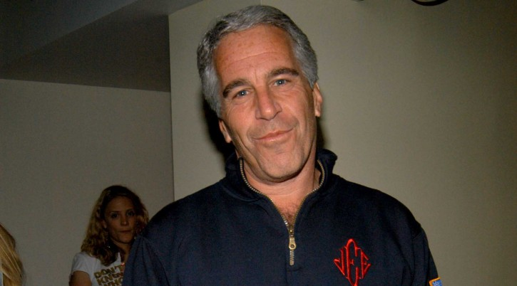 Jeffrey Epstein in New York City in 2005. (Neil Rasmus/Patrick McMullan via Getty Images)
