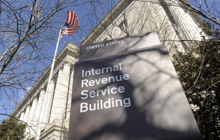 The Internal Revenue Service building in Washington is shown, March 22, 2013. (Susan Walsh/AP)