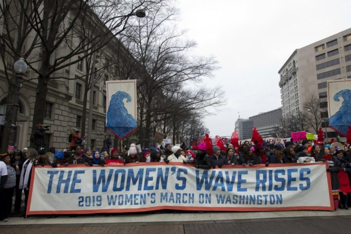 The Women's March Persistent Anti-Semitism Problem