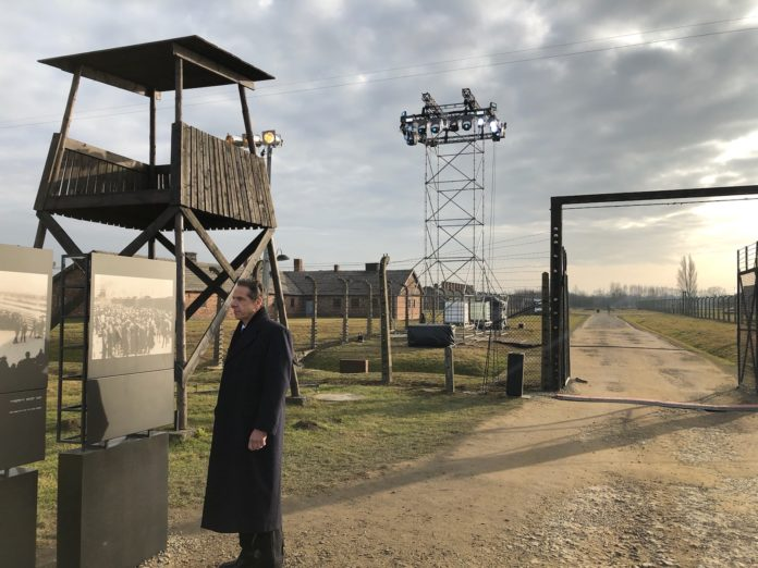 NY Governor Joins World Leaders In Attending 75th Anniversary Of The Liberation Of Nazi Concentration Auschwitz-Birkenau