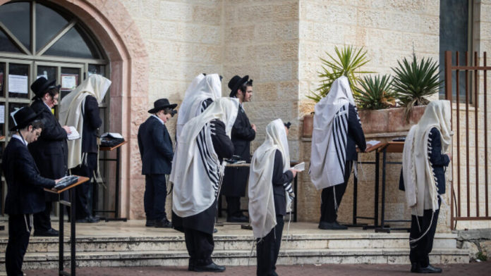 Report: Israel To Open Quarantine Hotels For Ultra-Orthodox COVID-19 Patients