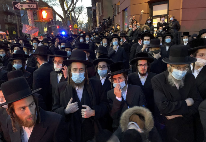 Op-Ed: New York To Observant Jews: Drop Dead And Pay Us Taxes 1