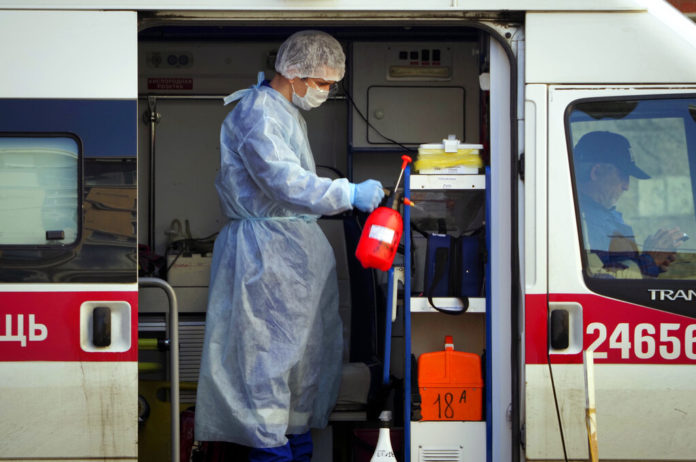 3 Russian Doctors Fall From Hospital Windows During Pandemic