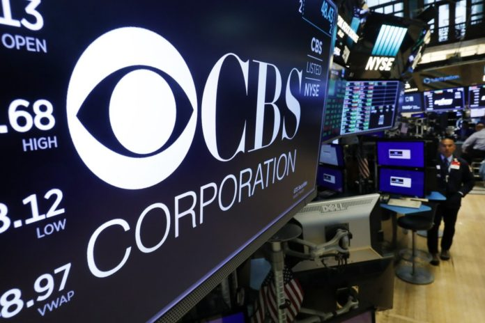 CBS Is TV's Most-watched Network For 12th Year In A Row