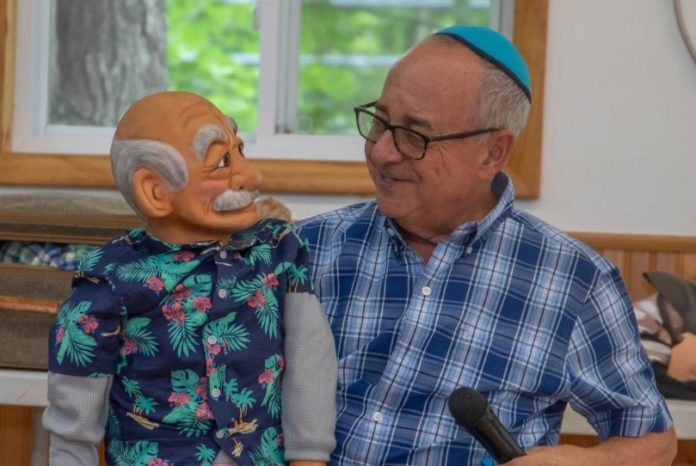 Live Show This Sunday! Meet Frum Ventriloquist Chuck Field and His Puppets 1