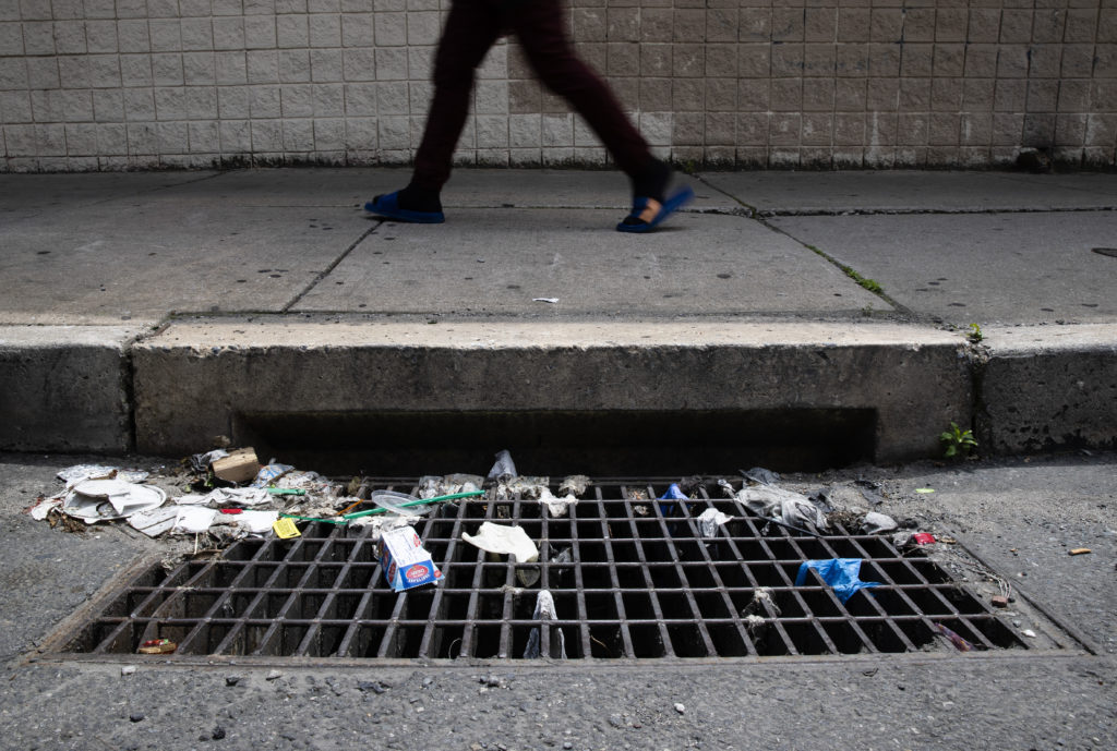 Epidemic Of Wipes And Masks Plague Sewers, Storm Drains 2