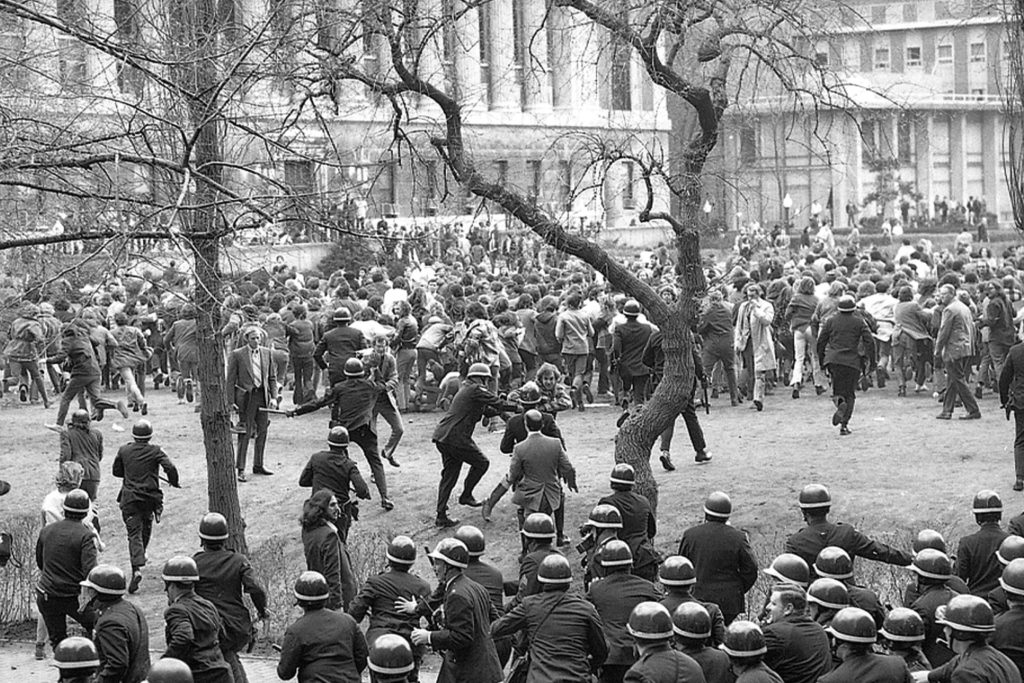 NYC Protests Throughout The Years, In Photos 2