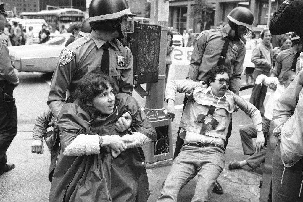 NYC Protests Throughout The Years, In Photos 5