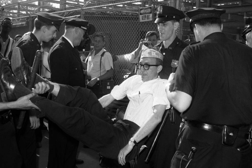 NYC Protests Throughout The Years, In Photos 6