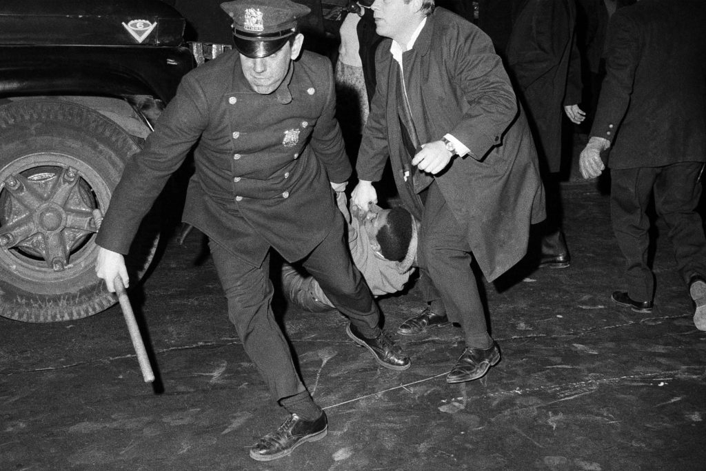 NYC Protests Throughout The Years, In Photos 7